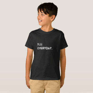 T-shirt quotidien de Bjj