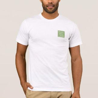 T-shirt quotidien de logo de syndrome de Down