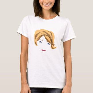 T-shirt Rachel font face