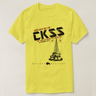 T-SHIRT RADIO DE CKSS