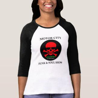 T-shirt Radio de pirate de Detroit
