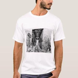 T-shirt Rails du passé