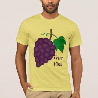 T-shirt Raisins, vigne vraie