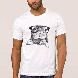 T-shirt Rambo le lapin de hippie