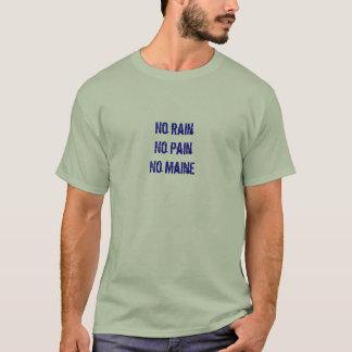 T-shirt Randonneur dans la canalisation