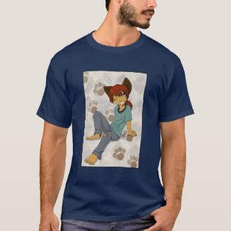 T-shirt Randy les chemises d'obscurité de Weredog