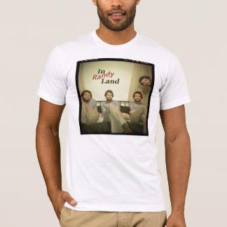 T-shirt Randys dans une chambre
