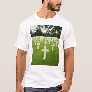 T-shirt Rangée de cimetière national d'Arlington de