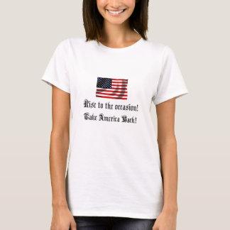 T-shirt Rapportez l'Amérique !