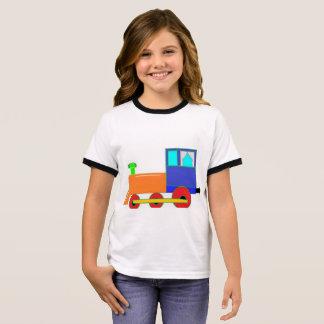 T-shirt Ras-de-cou Train de Choo-Choo