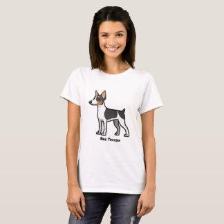 T-shirt Rat terrier