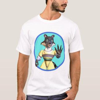 T-shirt Raton laveur 1