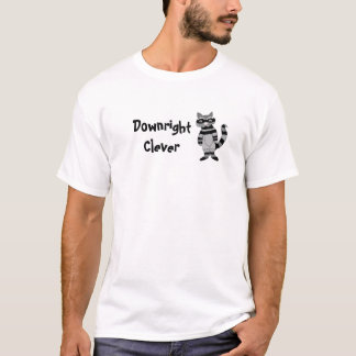T-shirt Raton laveur drôle intelligent direct