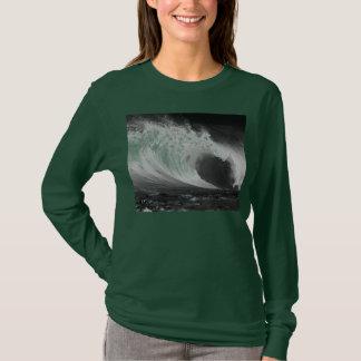 T-shirt Raz-de-marée d'océan