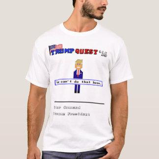 T-shirt Recherche d'atout de 'T-shirt de jeu 16 aventures