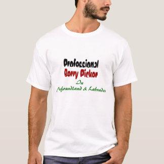 T-shirt Récolteuse professionnelle de baie