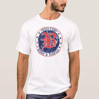 T-shirt Red.png augmenté soutenu par Boston