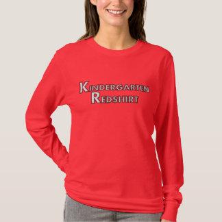 T-shirt Redshirt de jardin d'enfants