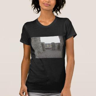 T-shirt Réflexions peintes de Stonehenge