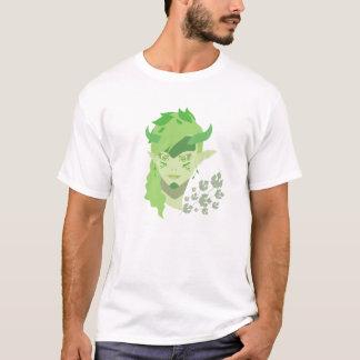 T-shirt Reflux et écoulement - pièce en t de Fibblan,