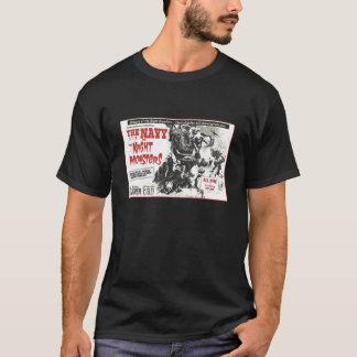 T-shirt Réfrigérateur vintage de la science fiction
