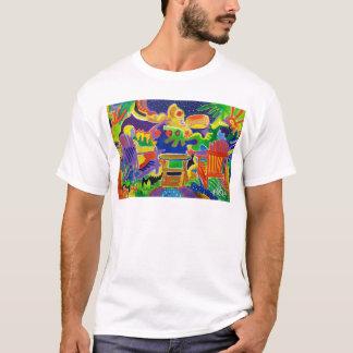 T-shirt Refroidissement par Piliero