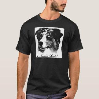 T-shirt Règle d'Australiens