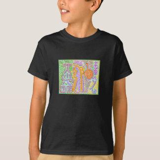 T-shirt Reiki vivant