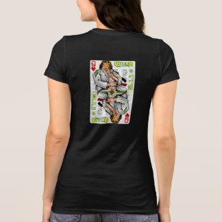 T-shirt Reine de BJJ