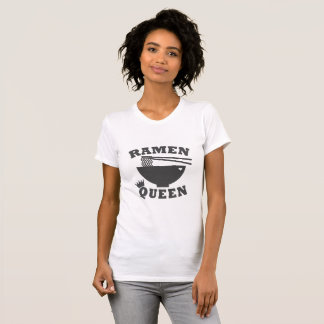 T-shirt Reine de Ramen