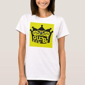 T-shirt reine des abeilles jaune