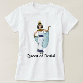 T-shirt Reine drôle de démenti