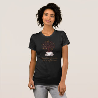T-shirt Relaxation de caféier