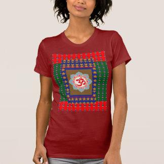 T-shirt Religion d'hindouisme d'OmMantra ShivaLinga