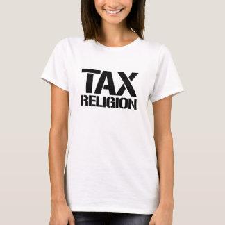 T-shirt Religion d'impôts - religion d'impôts -- Aucune