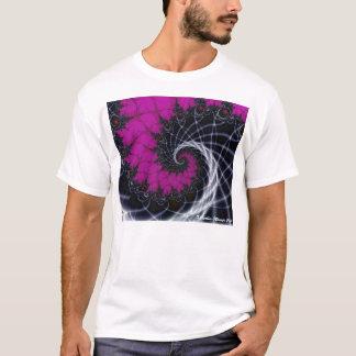 T-shirt Remous de framboise
