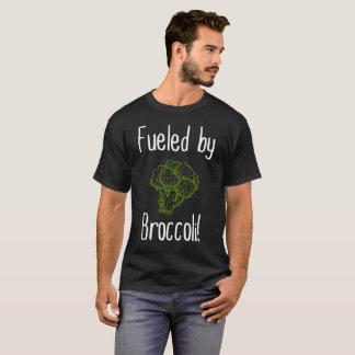 T-shirt Rempli de combustible par le légume végétarien