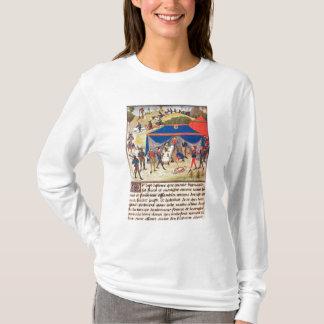 T-shirt Renaud De Montauban et Charlemagne