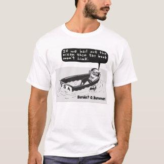 T-shirt Renflouement d'Obamas
