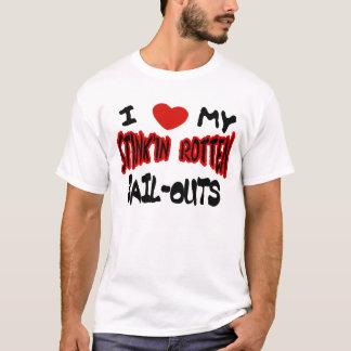 T-shirt Renflouements putréfiés de Stinkin