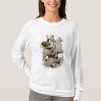 T-shirt Renommée montant Pegasus 1699-1702