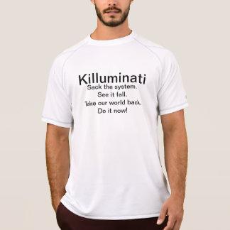 T-shirt Renvoyez le système