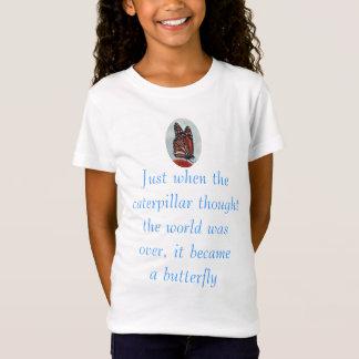 T-Shirt Répandez vos ailes - chemise