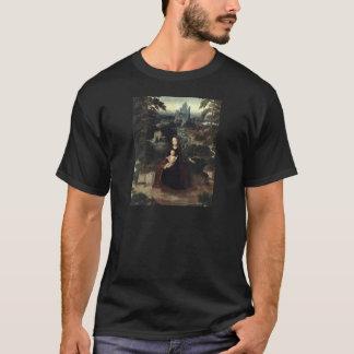 T-shirt Repos d'Adriaen Isenbrandt pendant le vol vers