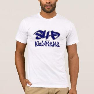 T-shirt Représentant Poughkeepsie (845)