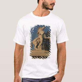 """T-shirt Reproduction d'une de l'originall de deux """"chevaux"""