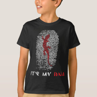T-SHIRT REPTILE D'ADN
