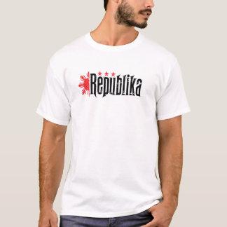 T-shirt Republika