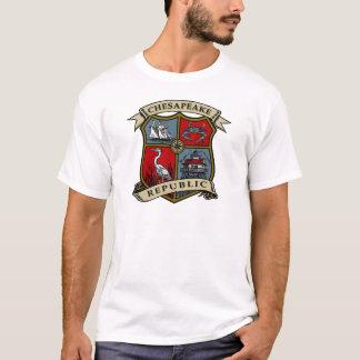 T-shirt République de chesapeake