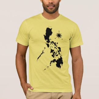 T-shirt République philippine